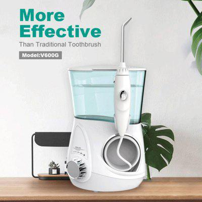 Waterpulse Portable Water Flosser Electric Oral Irrigator Oral Mouth Teeth Cleaning