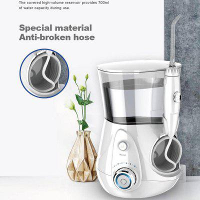 Waterpulse Portable Water Flosser Electric Oral Irrigator Oral Mouth Teeth Cleaning Teeth Care