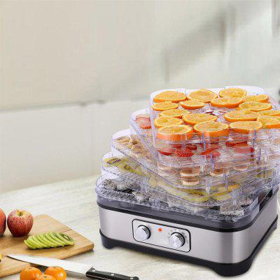 Professional Electric Multi-Tier Food Preserver Dehydrator Machine   for Meat Fruit Vegetable Dryer