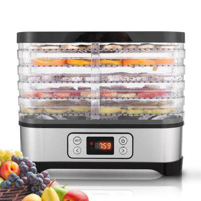 MEYKEY Professional Electric Multi-Tier Food Dehydrator Machine Dryer for Meat Fruit Vegetable