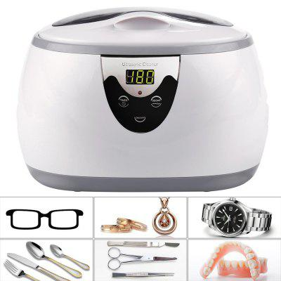 New Professional Ultrasonic Polishing Jewelry Cleaner Machine