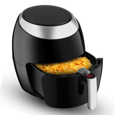 6.5L HOMDOX Air Fryer Digital Touch Screen No Oil Smoke Fries Meat Electric Air Cooker