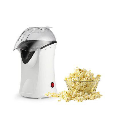 1200W HOMDOX Popcorn Machine Hot Air Popcorn Popper with Wide Mouth Design