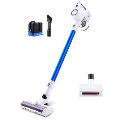 Wireless 2 in 1 Handheld Vertical Long Rod Vacuum Cleaner 18KPa Dust Collector