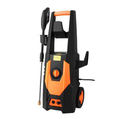3500PSI Electric High Pressure Washer Spray Gun Cleaning Machine With Hose Reel