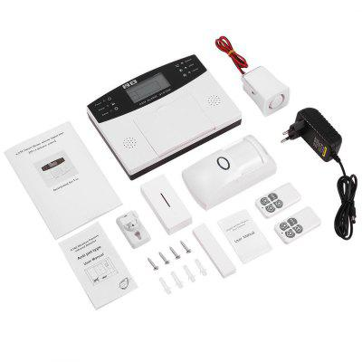 Home Security APP Control Wireless GSM Alarm System Detector