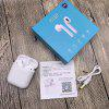 KD10 V8 TWS Bluetooth 5.0 Headphone Wireless Charging Case Earbuds Touch Control