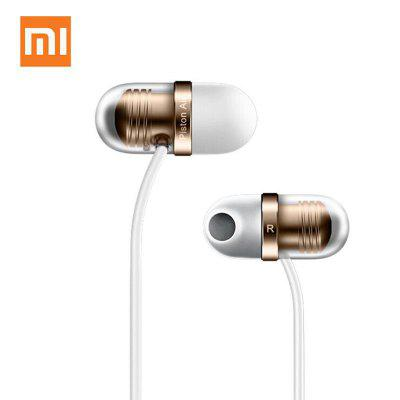 Original Xiaomi Capsule Earphone Stereo Quality with Microphone Voice Control for Xiaomi Smartphone