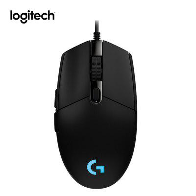 Logitech G102 Gaming Wired Mouse Optical Wired Game Mouse Support Desktop Laptop for Windows 10 8 7
