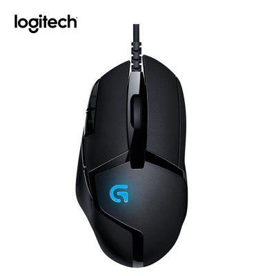Logitech G402 Hyperion Fury Mouse Optical 4000DPI High Speed Gaming Mouse with DDR3 SDRAM for PC