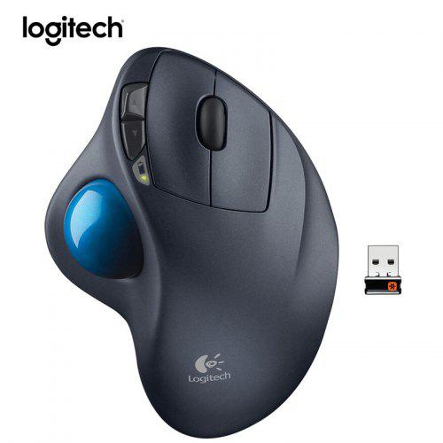 c1c18d3eb2d Logitech M570 Wireless Mouse with 1000DPI Optical Trackball Ergonomic Mouse  for Windows 10 8 7 Mac | Gearbest