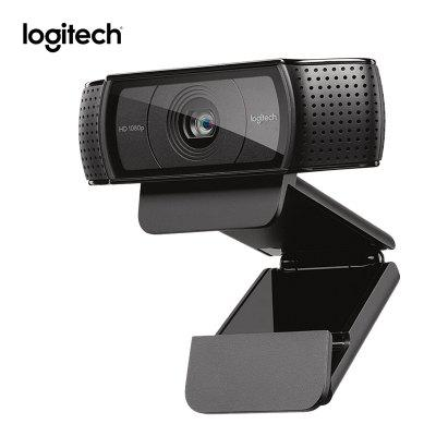 Logitech C920E HD 1080P Webcam Autofocus Camera Full Video Calling with Stereo Audio