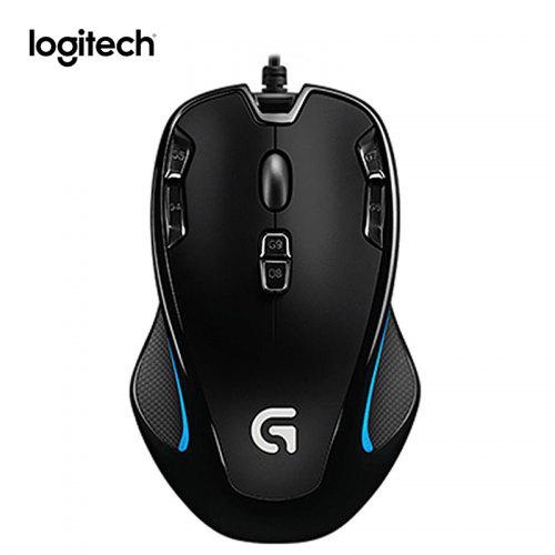 d9da4875707 Logitech G300S Wired Gaming Mouse Designed for MMO Mouse 2500DPI 9  Rechargeable Programmable Buttons | Gearbest