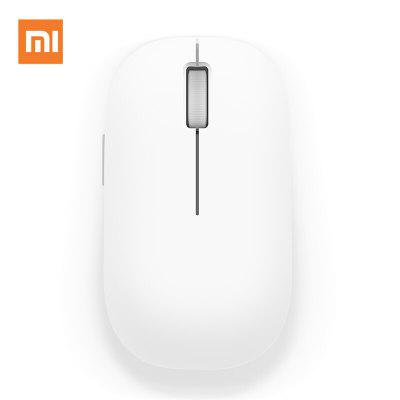 Xiaomi Mi Wireless Mouse 2.4Ghz 1200dpi Portable Mini Gaming Mouse for Macbook Windows 8 Win10