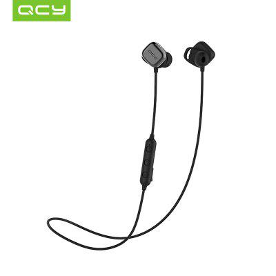 QCY M1 Pro Magnetic Switch Bluetooth Headphones with Mic Sports IPX4 APTX Stereo Headset