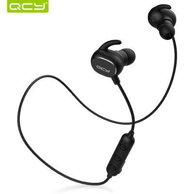 QCY QY19 Sports Running Bluetooth Auriculares In-Ear Auriculares inalámbricos con auriculares a prueba de sudor IPX4