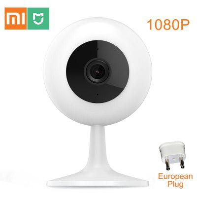 Original Xiaomi Mijia Xiaobai 1080P Smart Camera IR Remote Control Wireless WiFi Night Vision Motion