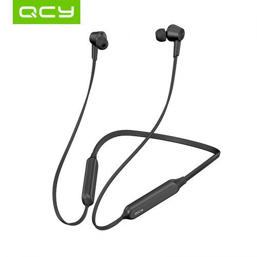 QCY L2 Wireless Headphones IPX5 Waterproof ANC Noise cancelling Wireless Earphones Bluetooth 5.0 Mic