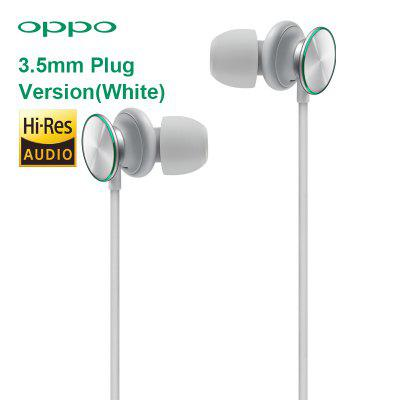 OPPO O-Fresh Hi-Res Stereo Headset Type-c Wire Control with HD MEMS Microphone 3.mm Plug