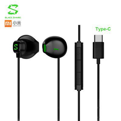 Xiaomi black shark 2 Pro Type C Earphones Black Shark 1 Helo Professional Game DNA headset