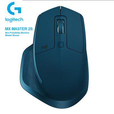Logitech MX Master 2S New Possibility Machine Mouse with Fast Recharging Easy-Switch 4000DPI Mice
