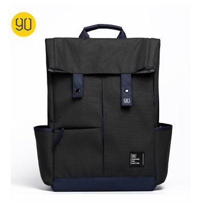 90 FUN From Xiaomi Youpin College Backpack Large Capacity Casual Backpack