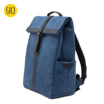 90FUN Casual fashion trend backpack men and women computer bags from Xiaomi youpin
