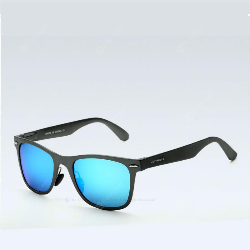 VEITHDIA Aluminum Magnesium Fashion Men Sun Glasses Eyewear Accessories Sunglasses For Women Men