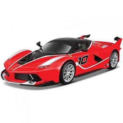 XQ Toys  Scale Radio Control Model Car 3708  - Red