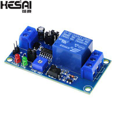 HESAI High Quality Delay Relay Delay Turn On Delay Turn Off Switch Module with Timer DC 12V