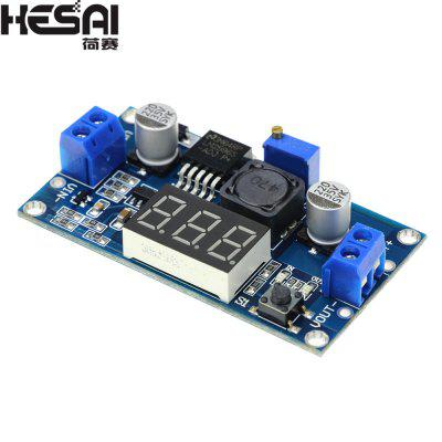 HESAI LM2596 LM2596S  DC-DC Adjustable Step-Down Power Supply Module with Digital Display