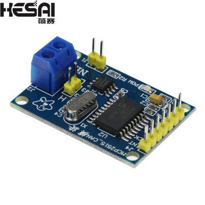 HESAI MCP2515 CAN Bus Module Board TJA1050 Receiver SPI for 51 MCU ARM Controller for arduino