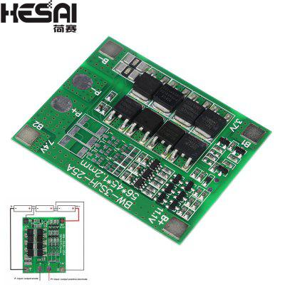 HESAI 18650 BMS PCM Battery Protection Board 3S  li-ion Lipo Battery Cell Pack Module