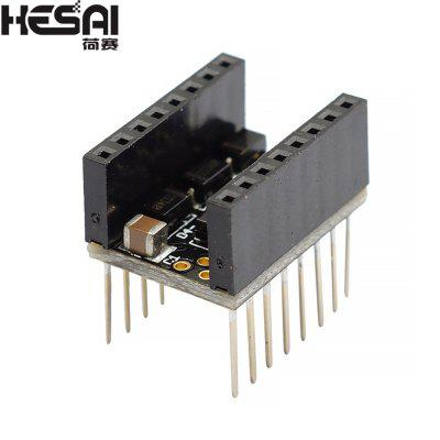 HESAI 3D Printers Motor Driver Module  Protector StepStick Mute For TMC2100 A4988 Drv8825