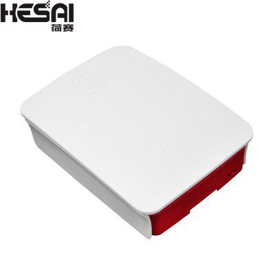 HESAI Raspberry Pi 3 Case Official ABS Enclosure Raspberry Pi 2 Box Shell From the Raspberry Pi