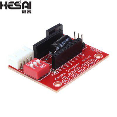HESAI 3D Printer A4988 DRV8825 Stepper Motor Driver Control Panel Board Expansion Board