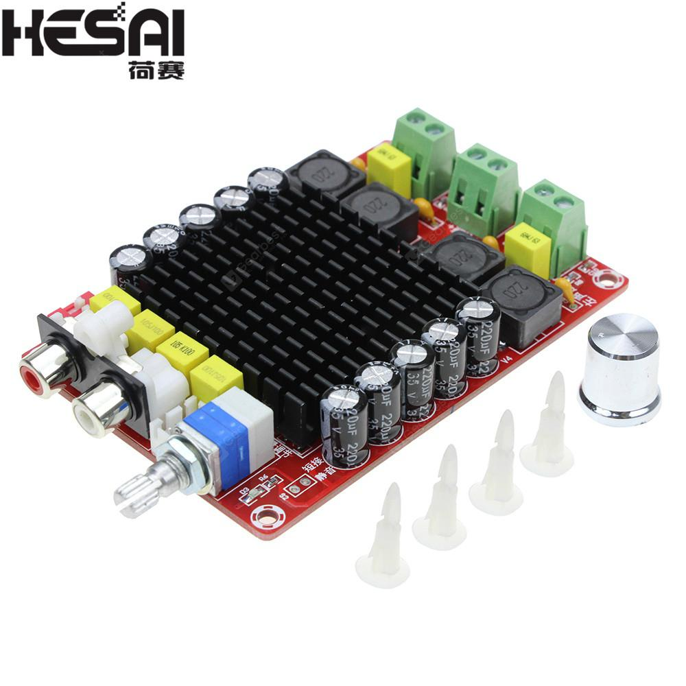 HESAI TDA7498 Digital Power Amplifier Bo