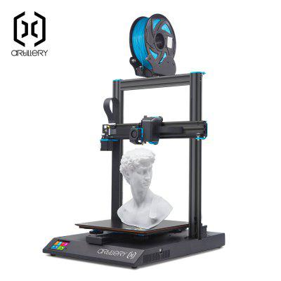 Artillery Sidewinder X1 300x300x400mm Large Plus Size High Precision Dual Z axis TFT  Screen