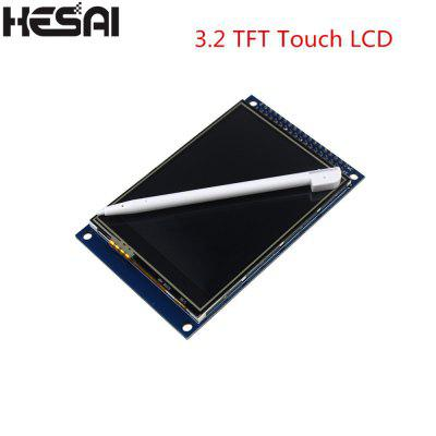 HESAI LCD 3.2 Inch TFT Touch Screen Module Display Ultra HD 240x320 ILI9341 for STM32 raspberry pi