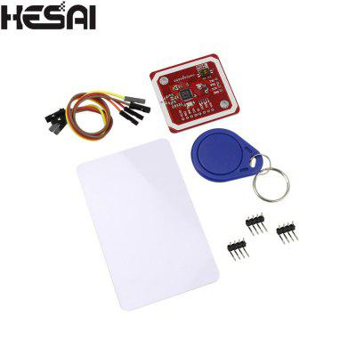 HESAI 1Set PN532 NFC RFID Wireless Module V3 User Kits Reader Writer Mode  for arduino DIY KIT