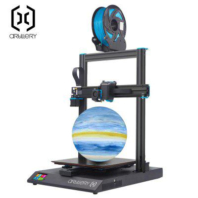 Pre-sale Artillery Sidewinder-X1 3d printers High Precision Large Plus Size 3d printer Dual Z axis TFT Touch