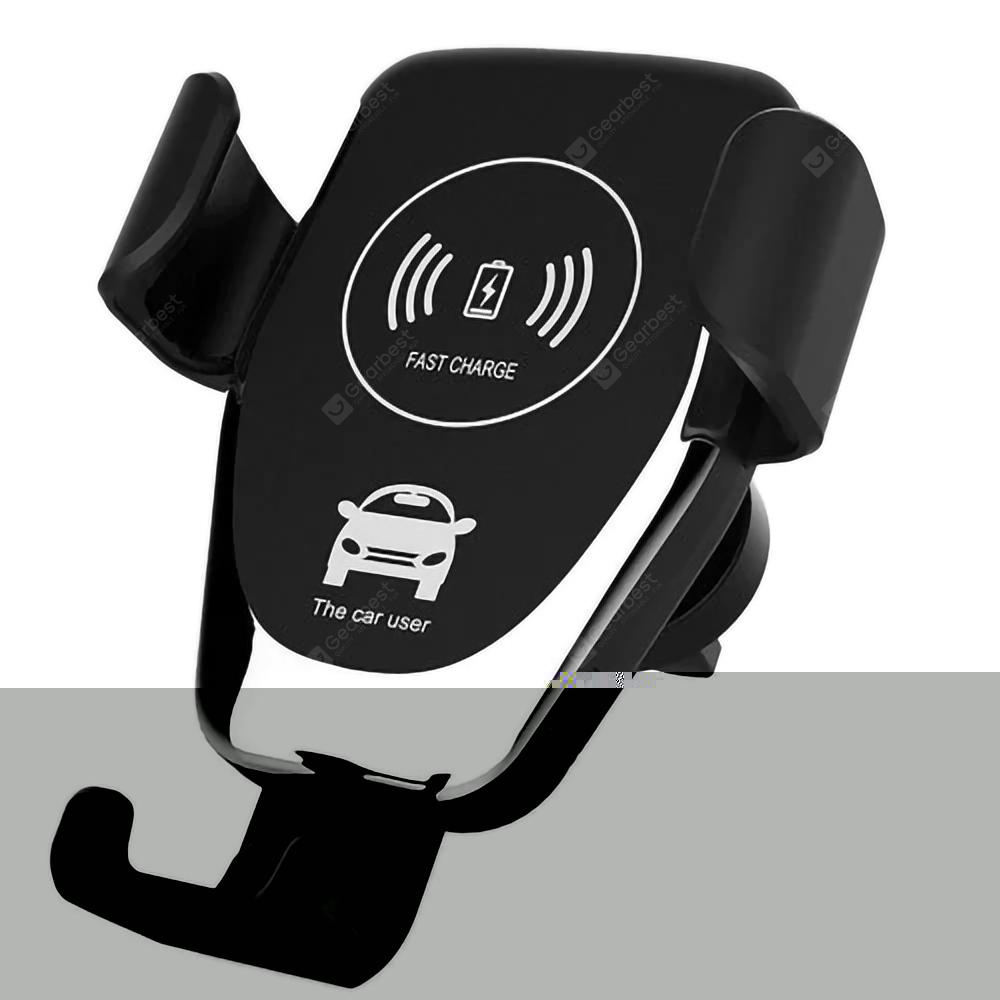 10W Qi Car Wireless Fast Charger Phone H