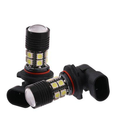 H4 H7 H8 H11 9006 13 SMD5050 LED Car Fog Light Headlight Bulb White Light 2pcs