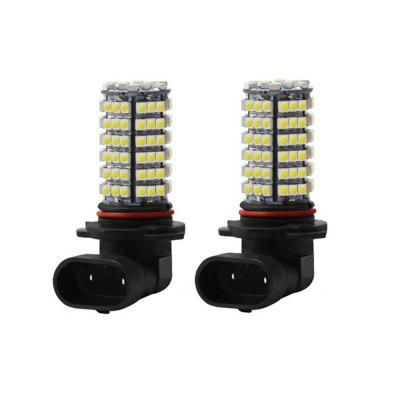 H3 H4 H7 H8 H11 9005 9006 120 SMD3528 Car LED Fog Light Bulb Lamp Pair