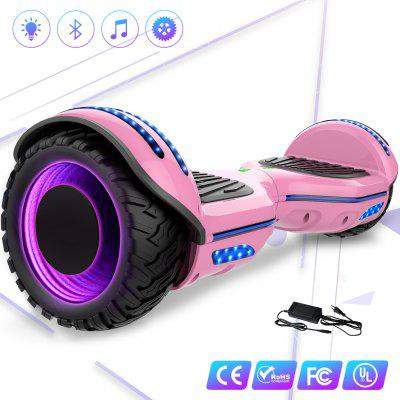 Mega Motion ES09 Hoverboard 6.5 Self Balance Scooter with Dual Motor