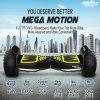 Mega Motion 8.5 Hoverboard Premium Off Road APP Hammer SUV Self Balancing Scooter with Dual Motor