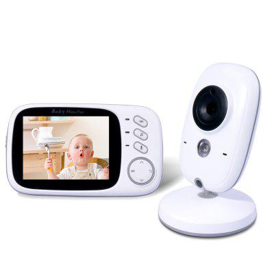 Baby Monitor with Camera Detection Monitor Two-way Audio Wireless Baby phone Night vision 603