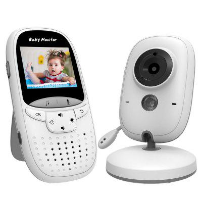 Baby Monitor with Camera Detection Monitor Two-way Audio Wireless Baby phone Night vision 602