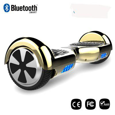 Hoverboard 6.5 inch Balance Board Smart Scooter 700W with LED Bluetooth
