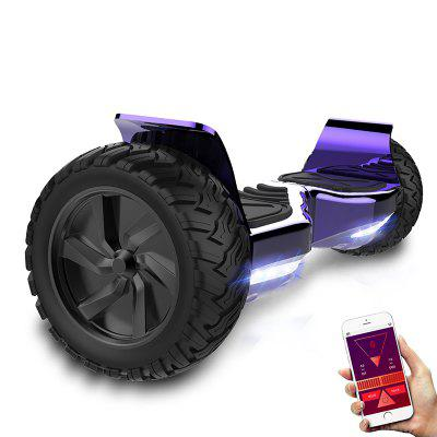 Self Balancing Scooter Hover-board 8.5 inch All Terrain 8.5 inch With Powerful Motor Bluetooth APP